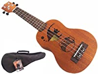 Woodnote VB-310 4/4 Solid Wood Violin with Bow Rosin and Case [並行輸入品]