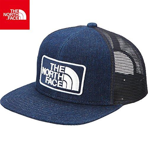 [ザ・ノース・フェイス]トラッカーメッシュキャプ Kids' Trucker Mesh Cap ボーイズ(男女兼用) インディゴ 日本 KL (日本サイズL相当)