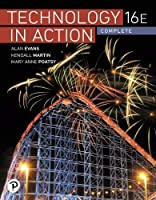 Technology In Action Complete (16th Edition)