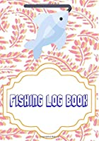 """Fishing Journal Log: Bass Fishing Logbook 110 Pages Size 7x10"""" Cover Matte 