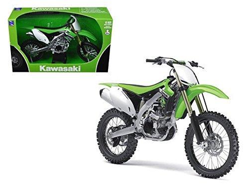 NewRay 1/ 12Kawasaki kx450F 20101: 12/カワサキバイク/緑