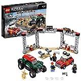 レゴ(LEGO) 1967 ミニクーパー S ラリーと 2018 ミニ・ジョン・クーパー・ワークス・バギー 75894 ブロック おもちゃ 男の子 車