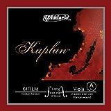 Kaplanカプラン ビオラ弦A線 K411 LM D'Addario Kaplan Viola A Long Medium