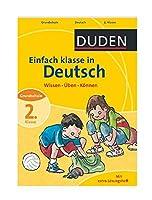 Duden Einfach klasse in  Deutsch 2. Klasse: Wissen - Ueben - Koennen. Grundschule