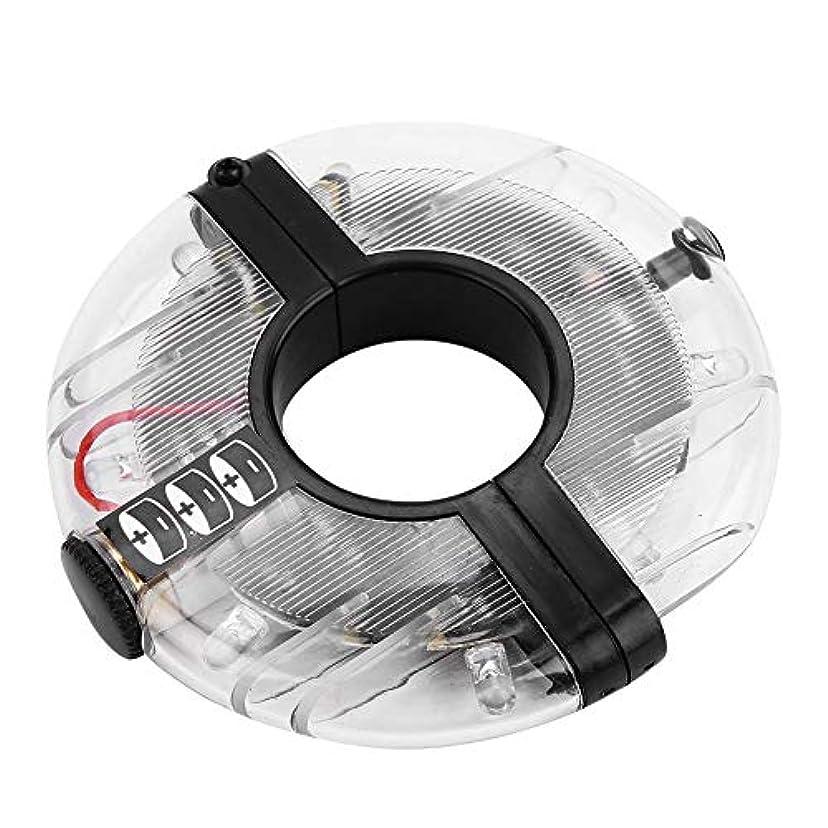 無法者国歌整理する自転車 ホイールライト ハブライト 三つの照明モード 防水 安全性 簡単に取り付け 直径35mm以下に適用 テールランプ 夜間 事故防止 自転車タイヤ用ライト LEDライト ライト 安全警告ライト