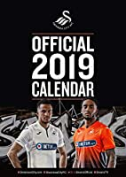 Swansea City Official 2019 Calendar - A3 Wall Calendar