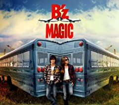 B'z「MAGIC」のジャケット画像