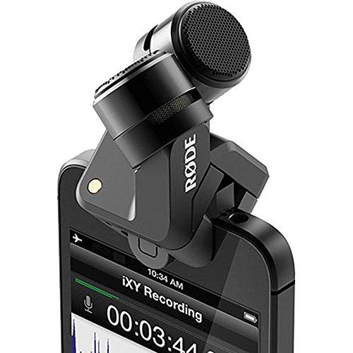 RODE iXY Lightning デジタル・ステレオ・マイクロフォン for iPhone 6(Plus)/6s(Plus)/5/5c/5s 003105 [並行輸入品]