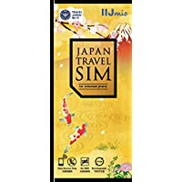 IIJ Japan Travel SIM for unlocked phone 1.5GB(nano/micro/標準SIMマルチ対応) IM-B231