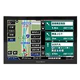 フルセグ ポータブルナビ 9インチ カーナビ 2019年 ゼンリン地図 みちびき対応 るるぶデータ MicroSD 12V 24V 対応 [PN0902A]