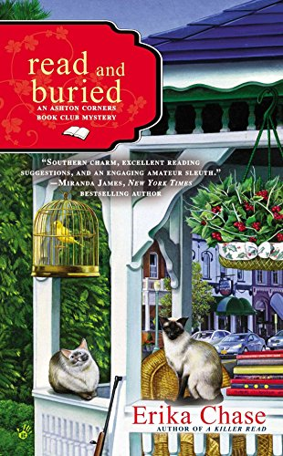 Download Read and Buried (Ashton Corners Book Club) 0425251780