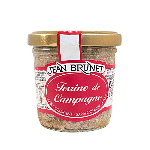 ペースト テリーヌ ド カンパーニュ ジャンブルネット フランス産 90g 豚肉__