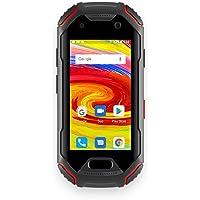 Unihertz Atom, World's Smallest 4G Toughness Smartphone, Android 8.1 Oreo, Sim-Free, 4GB…