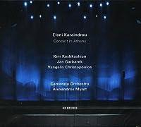 Concert In Athens by Eleni Karaindrou (2013-03-05)