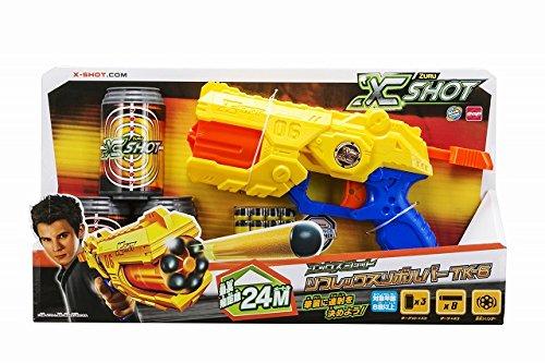 [해외]X-SHOT 엑스 샷 리플렉스 리볼버 TK-6/X-SHOT X Shot Reflex Revolver TK-6