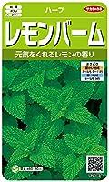 サカタのタネ 実咲ハーブ8087 レモンバーム ハーブ 00928087