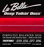 La Bella 760FHB2 39-96 Hofner Beatle Bass ヘフナーベース用弦 ×2SET