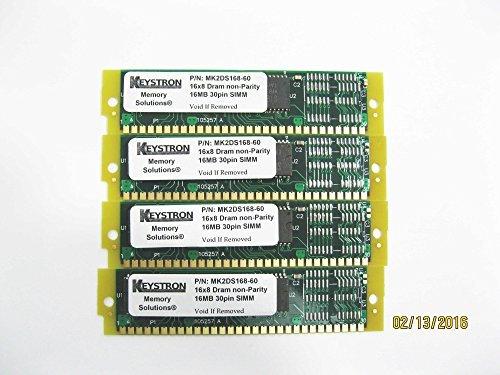 64MBゴールドSIMMメモリRamキットfor Kurzweil k2500K2000K2vx 4x 16mb