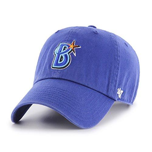 ベースボールキャップ 横浜DeNAベイスターズ DeNA Baystars '47 CLEAN UP ロイヤル