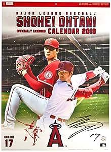 エンスカイ 大谷翔平 2019年カレンダー