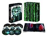 マトリックス トリロジー 日本語吹替音声追加収録版 (4K ULTRA HD&HDデジタル・リマスター ブルーレイ)(初回限定生産/9枚組/豪華ボックス&ブックレット付) [Blu-ray]
