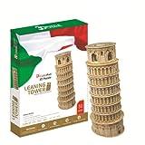 3D立体パズル ピサの斜塔