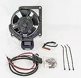Trail Tech TTV Digital Cooling Fan - Yamaha YZ250FX, WR250F - 2015 _732-FN9 [並行輸入品]