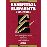Essential Elements for Strings - Book 1 (Original Series): Violin