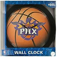 Kole Phoenix Suns NBA Wall Clock [並行輸入品]
