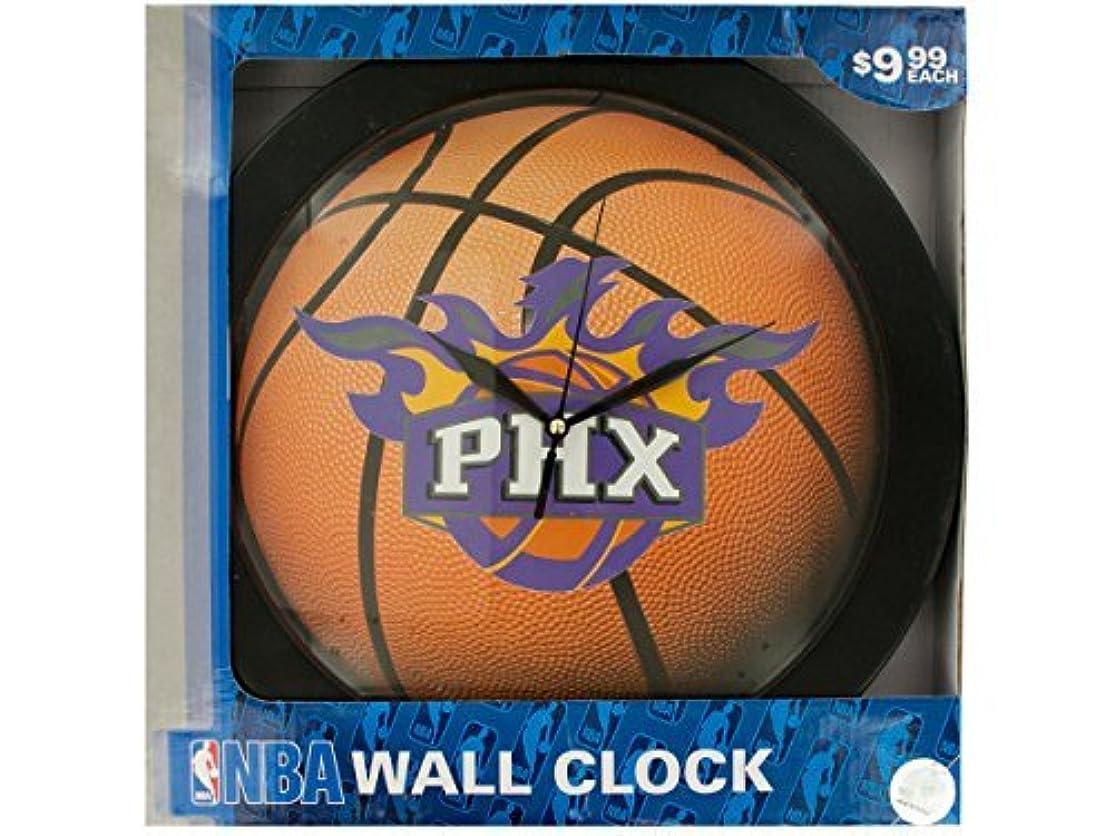 スキップ競う誰でもKole Phoenix Suns NBA Wall Clock [並行輸入品]