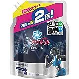アリエール 洗濯洗剤 液体 プラチナスポーツ 詰め替え 超特大 1.34kg