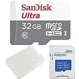 microSDHC 32GB SanDisk Ultra UHS-1 CLASS10 SDアダプタ付き [並行輸入品]