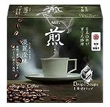 煎 レギュラー・コーヒー 上乗せドリップ 淡麗澄味 5袋×6箱