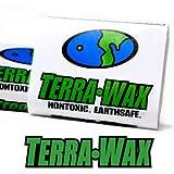 TERRA WAX 4個セット テラワックス サーフワックス/サーフボードワックス サーフボード滑り止め サーフィン用品 WARM(初夏用)