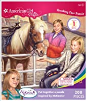 American Girl Crafts Puzzle, McKenna Girl of The Year 2012, Hearts and Horses