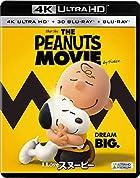 I LOVE スヌーピー THE PEANUTS MOVIE (3枚組)[4K ULTRA HD + 3D + 2Dブルーレイ]