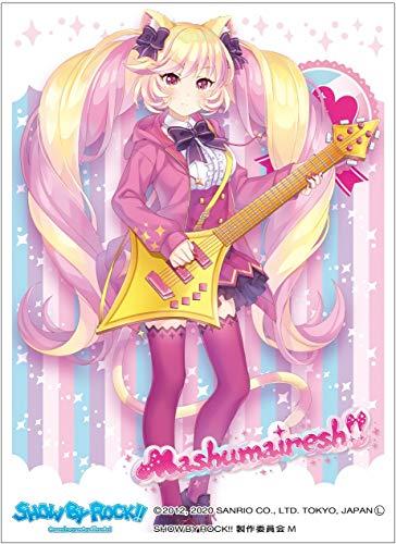 キャラクタースリーブ SHOW BY ROCK!! マシマヒメコ (EN-922)