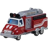 ディズニートミカモータース DM32 ジョリーフロート ファイヤートラック ミッキーマウス
