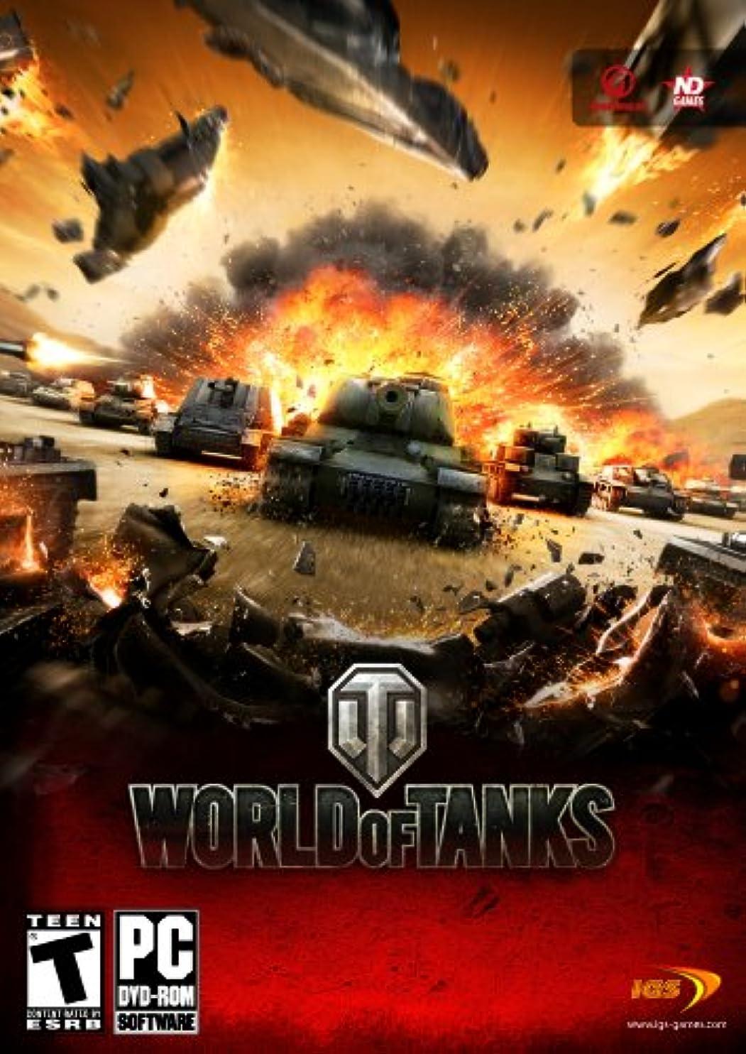 忠実な何よりも勇気のあるWorld of Tanks (輸入版)