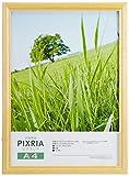 HAKUBA 額縁 木製 額 ピクスリア A4 サイズ ナチュラル A4 1面 木製 FWPX-NTA4