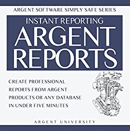 amazon co jp argent reports create professional reports from