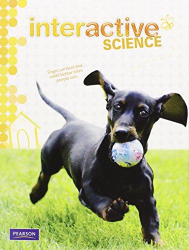 Download Interactive Science, Grade 1 0328520969