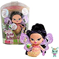 MGA EntertainmentブラッツBabyz Bubble butterfliezシリーズ5インチ人形 – Jade with Flower that squirts水とブルーフェアリー