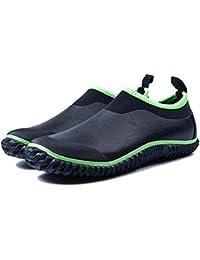 Helisopus レインシューズ 軽量 雨靴 ショートレインブーツ メンズ レディース 防水 防滑 台風対策 アウトドア 通勤 作業用 釣り おしゃれ