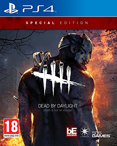 Dead by Daylight Special Edition (PS4) (輸入版)