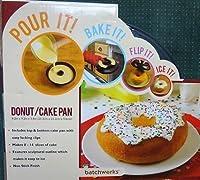 Giant Donut Cake Form by Batchworks