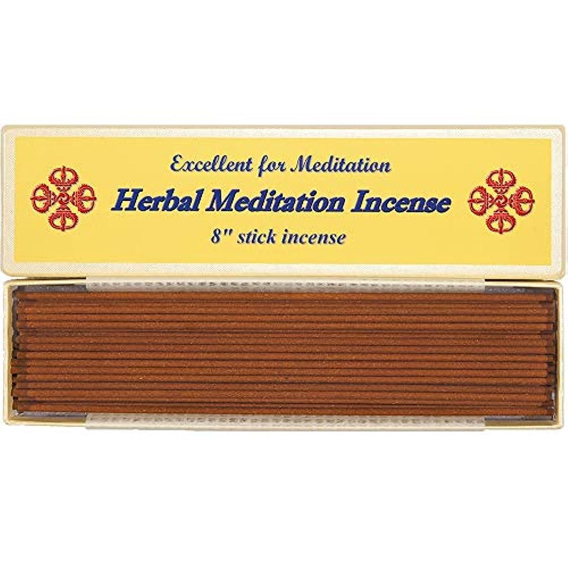 導体教義代わりのハーブMeditation Incense – 8