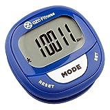 Ozo Fitness sc2デジタル歩数計| Bestメンズ&レディースステップトラッカー歩数計&消費カロリーのウォーキング|トラックステップとマイル、正確に速度| A |購入にステップカウンタToday 。