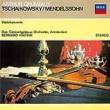チャイコフスキー/メンデルスゾーン: ヴァイオリン協奏曲 (生産限定盤)(SHM-SUPER AUDIO CD)