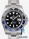 [ロレックス]ROLEX 腕時計 GMTマスターII ブラック 116710BLNR メンズ [並行輸入品]